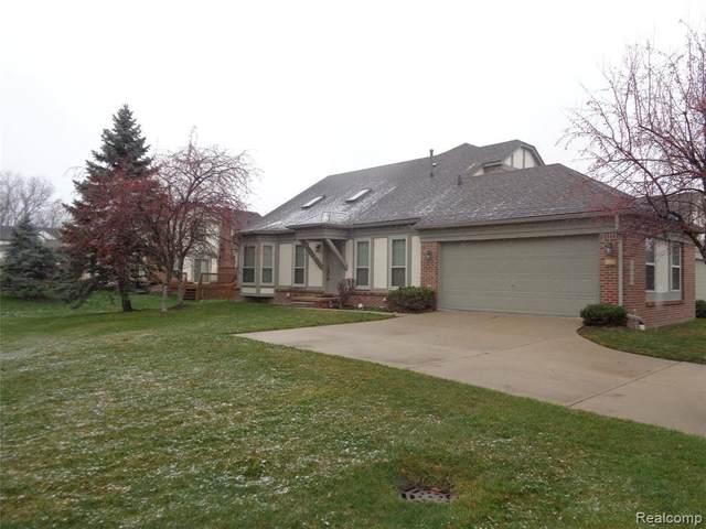 1964 Lone Wolf Ln, Canton, MI 48188 (MLS #R2200097668) :: Berkshire Hathaway HomeServices Snyder & Company, Realtors®