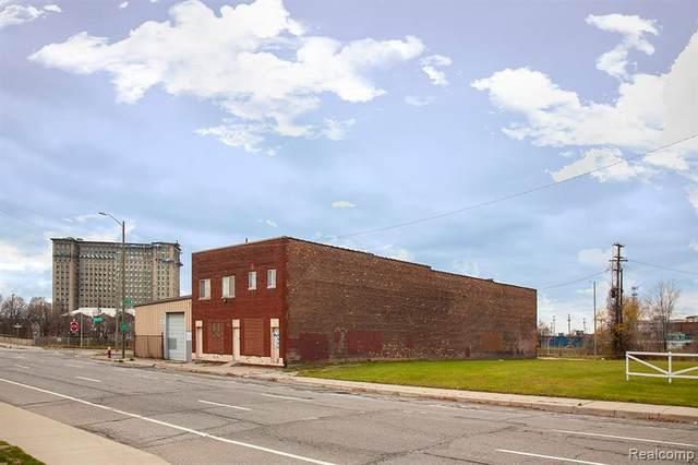 2607 14th St, Detroit, MI 48216 (MLS #R2200097754) :: Berkshire Hathaway HomeServices Snyder & Company, Realtors®
