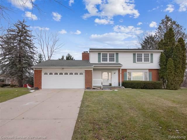 5000 Shoreline Blvd, Waterford, MI 48329 (MLS #R2200097770) :: Berkshire Hathaway HomeServices Snyder & Company, Realtors®