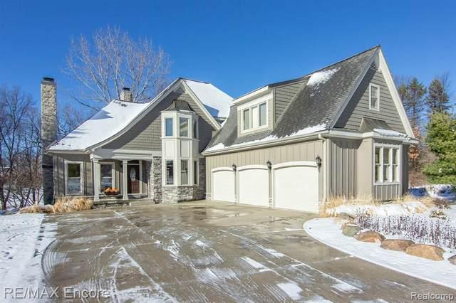 8861 Stonewall  E, Clarkston, MI 48348 (MLS #R2200097874) :: Berkshire Hathaway HomeServices Snyder & Company, Realtors®