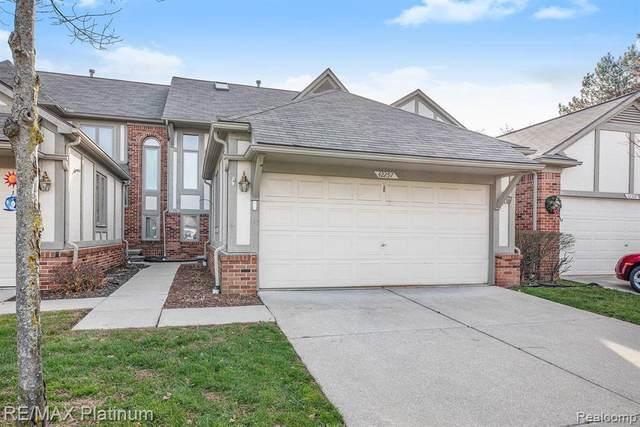 42297 Saratoga Cir, Canton, MI 48187 (MLS #R2200097900) :: Berkshire Hathaway HomeServices Snyder & Company, Realtors®