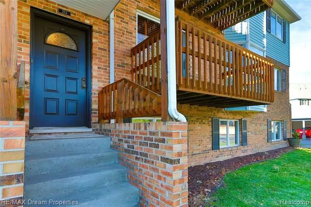 293 Pinewood Cir, Plymouth, MI 48170 (MLS #R2200098016) :: Berkshire Hathaway HomeServices Snyder & Company, Realtors®