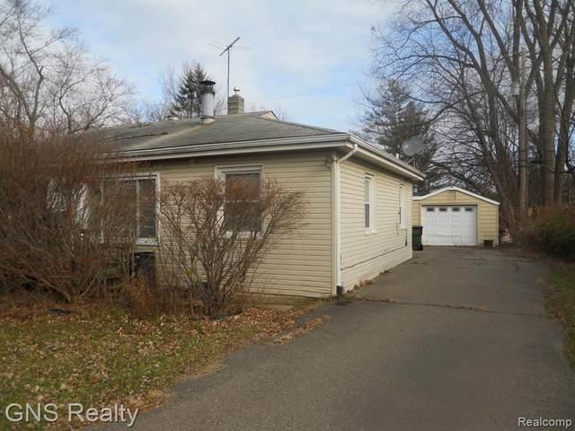 2879 Corinthia Dr, Rochester Hills, MI 48309 (MLS #R2200098124) :: Berkshire Hathaway HomeServices Snyder & Company, Realtors®