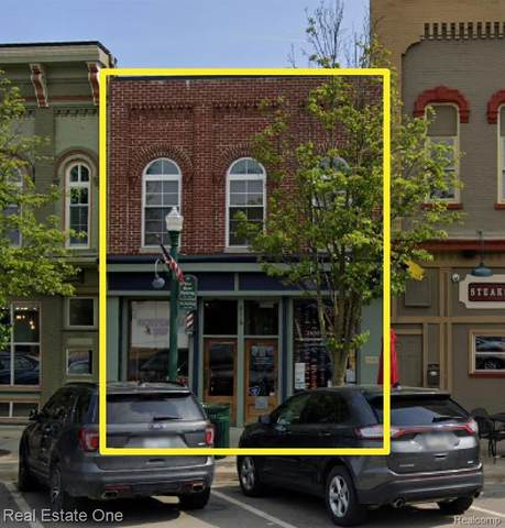 8118 Main St, Dexter, MI 48130 (MLS #R2200098621) :: Berkshire Hathaway HomeServices Snyder & Company, Realtors®
