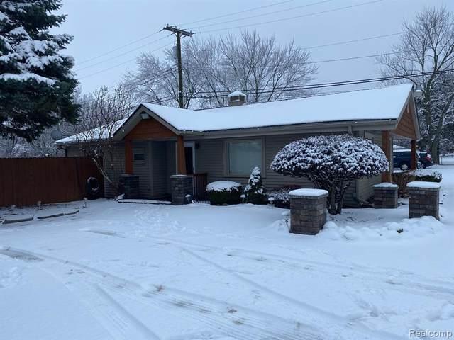 6005 Hatchery Road, Waterford, MI 48329 (MLS #R2210000375) :: Berkshire Hathaway HomeServices Snyder & Company, Realtors®