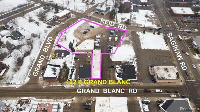 122 E Grand Blanc Rd, Grand Blanc, MI 48439 (MLS #R2210001700) :: Berkshire Hathaway HomeServices Snyder & Company, Realtors®