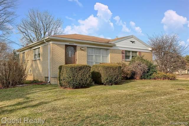 43333 Romeo Plank Rd, Clinton, MI 48038 (MLS #R2210002345) :: Berkshire Hathaway HomeServices Snyder & Company, Realtors®