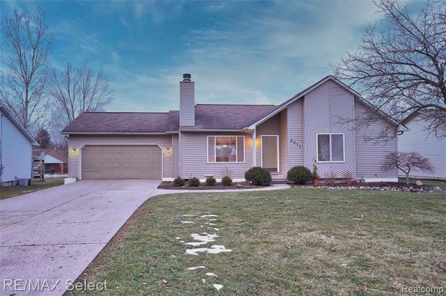 2311 Rollins St, Grand Blanc, MI 48439 (MLS #R2210003128) :: Berkshire Hathaway HomeServices Snyder & Company, Realtors®