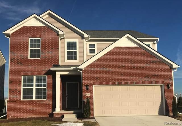 876 Groveland Cir, Ann Arbor, MI 48108 (MLS #R2210003242) :: Berkshire Hathaway HomeServices Snyder & Company, Realtors®
