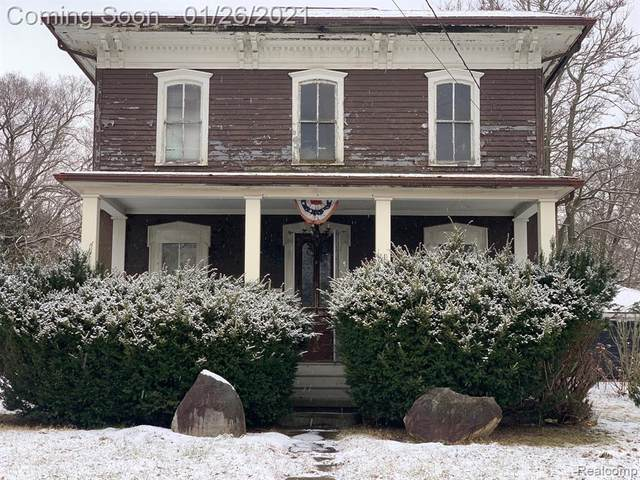 515 W Center St, Albion, MI 49224 (MLS #R2210003521) :: Berkshire Hathaway HomeServices Snyder & Company, Realtors®
