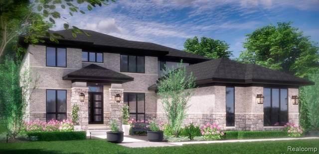 1922 Traceky, Rochester Hills, MI 48306 (MLS #R2210003819) :: Berkshire Hathaway HomeServices Snyder & Company, Realtors®