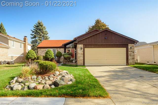 42422 Sycamore Drive Dr, Sterling Heights, MI 48313 (MLS #R2210004080) :: Berkshire Hathaway HomeServices Snyder & Company, Realtors®