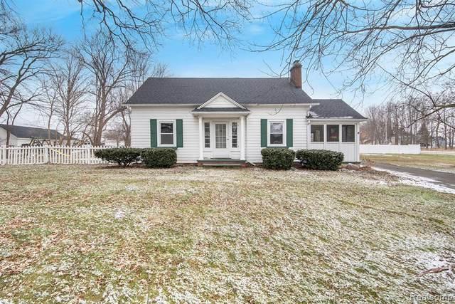2018 N Seymour Rd, Flushing, MI 48433 (MLS #R2210004719) :: Berkshire Hathaway HomeServices Snyder & Company, Realtors®