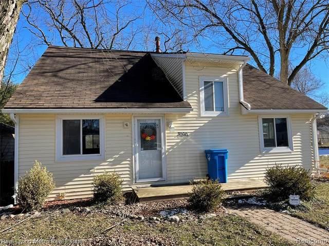 3060 Woodlawn St, Commerce, MI 48390 (MLS #R2210005022) :: Berkshire Hathaway HomeServices Snyder & Company, Realtors®