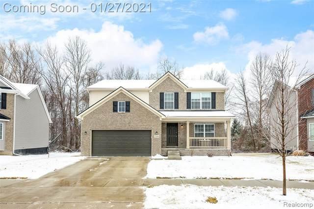 37644 N Dianne Ln, New Boston, MI 48164 (MLS #R2210005476) :: Berkshire Hathaway HomeServices Snyder & Company, Realtors®