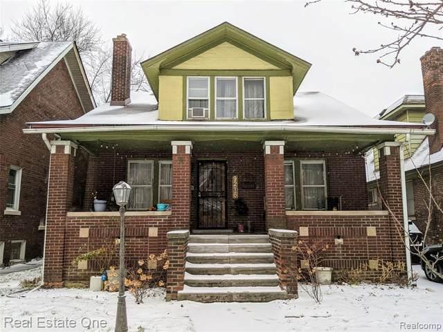 9216 Mason Pl, Detroit, MI 48209 (MLS #R2210005514) :: Berkshire Hathaway HomeServices Snyder & Company, Realtors®