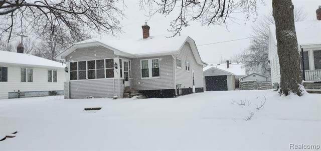 2532 Tyrone St, Flint, MI 48504 (MLS #R2210005596) :: Berkshire Hathaway HomeServices Snyder & Company, Realtors®