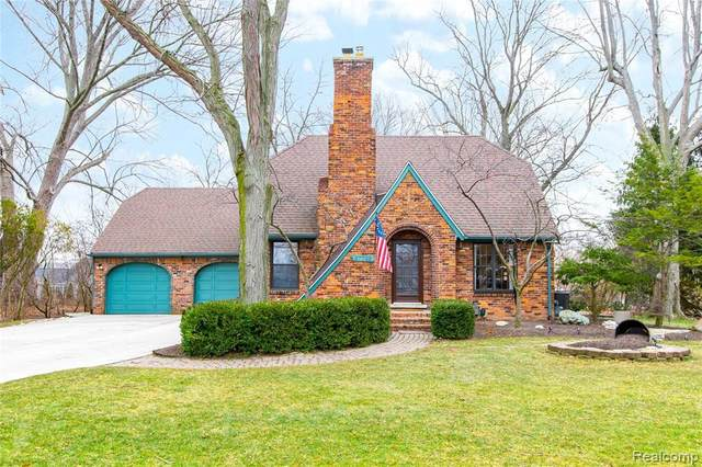 27739 Southpointe Rd, Grosse Ile, MI 48138 (MLS #R2210005653) :: Berkshire Hathaway HomeServices Snyder & Company, Realtors®