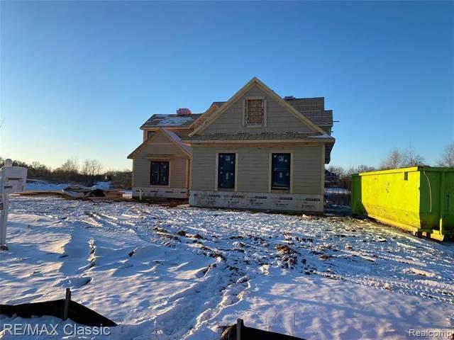 14260 Wright Drive, Linden, MI 48451 (MLS #R2210006687) :: Berkshire Hathaway HomeServices Snyder & Company, Realtors®