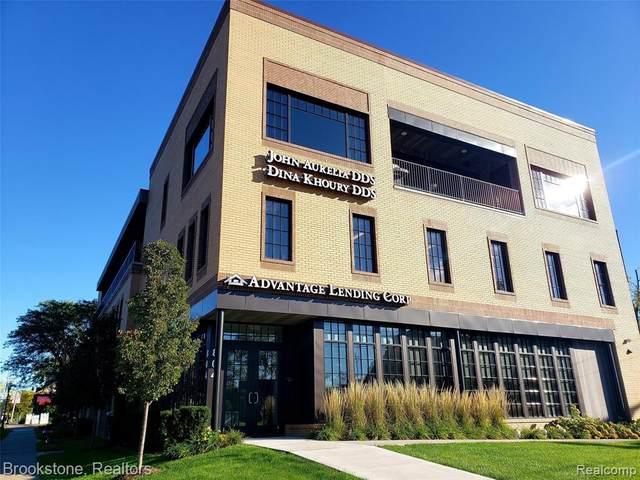 804 N Main Street 3D, Rochester, MI 48307 (MLS #R2210008129) :: Berkshire Hathaway HomeServices Snyder & Company, Realtors®