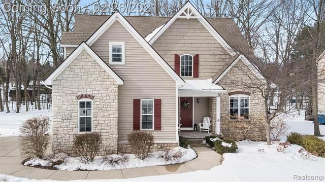 136 Summer Shade Drive, Howell, MI 48843 (MLS #R2210008810) :: Berkshire Hathaway HomeServices Snyder & Company, Realtors®