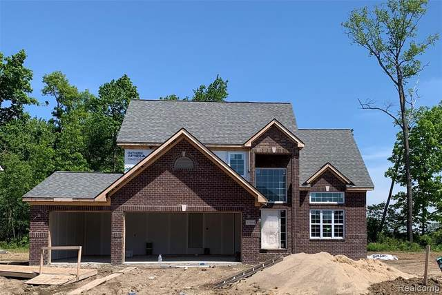 55524 Worlington Lane, South Lyon, MI 48178 (MLS #R2210009497) :: Berkshire Hathaway HomeServices Snyder & Company, Realtors®