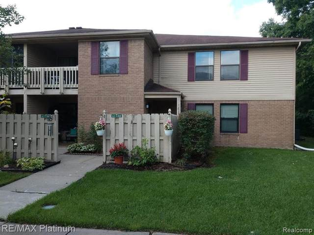 61188 Greenwood Drive #46, South Lyon, MI 48178 (MLS #R2210009520) :: Berkshire Hathaway HomeServices Snyder & Company, Realtors®