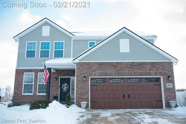 10932 Bouldercrest Drive N, South Lyon, MI 48178 (MLS #R2210009802) :: Berkshire Hathaway HomeServices Snyder & Company, Realtors®