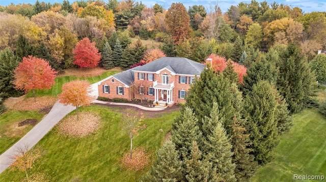 7640 Beebalm, Dexter, MI 48130 (MLS #R2210010348) :: Berkshire Hathaway HomeServices Snyder & Company, Realtors®