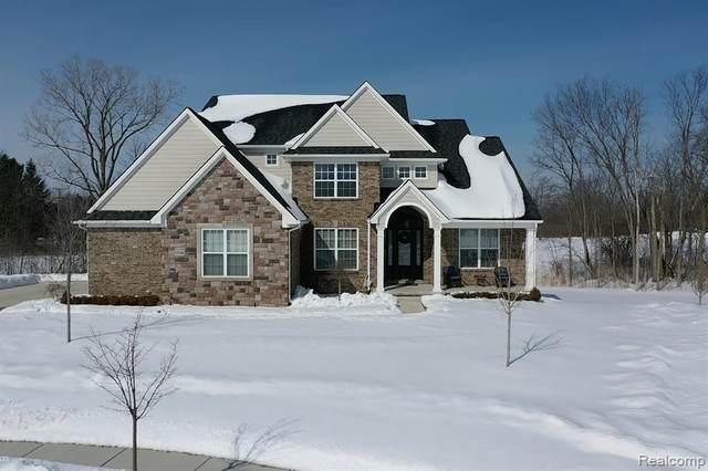 51648 Cove, South Lyon, MI 48178 (MLS #R2210010392) :: Berkshire Hathaway HomeServices Snyder & Company, Realtors®