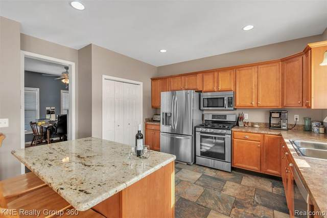 4072 Cagney Lane, Howell, MI 48843 (MLS #R2210011400) :: Berkshire Hathaway HomeServices Snyder & Company, Realtors®