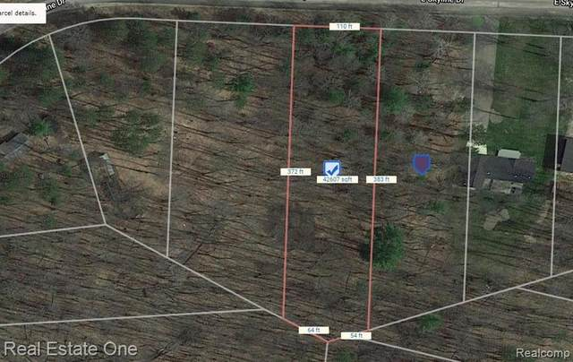 0 E Skyline Drive, Roscommon, MI 48653 (MLS #R2210011615) :: Berkshire Hathaway HomeServices Snyder & Company, Realtors®