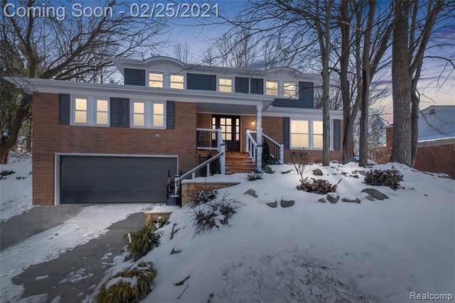 2310 Placid Way, Ann Arbor, MI 48105 (MLS #R2210011623) :: Berkshire Hathaway HomeServices Snyder & Company, Realtors®