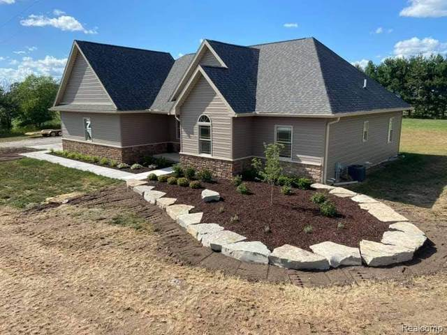 5142 June Drive, Almont, MI 48003 (MLS #R2210011865) :: Berkshire Hathaway HomeServices Snyder & Company, Realtors®