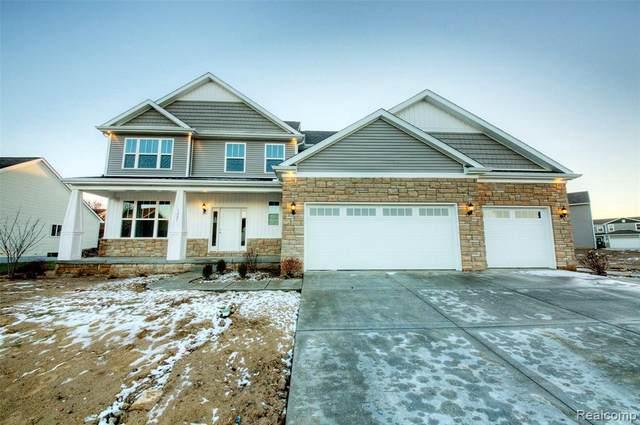 363 Trestle Dr, Howell, MI 48843 (MLS #R2210012037) :: Berkshire Hathaway HomeServices Snyder & Company, Realtors®