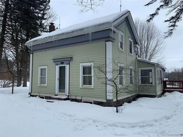 4481 Blood Road, Metamora, MI 48455 (MLS #R2210012155) :: Berkshire Hathaway HomeServices Snyder & Company, Realtors®
