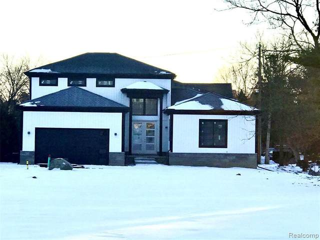 1868 Upland Drive, Ann Arbor, MI 48105 (MLS #R2210012221) :: Berkshire Hathaway HomeServices Snyder & Company, Realtors®