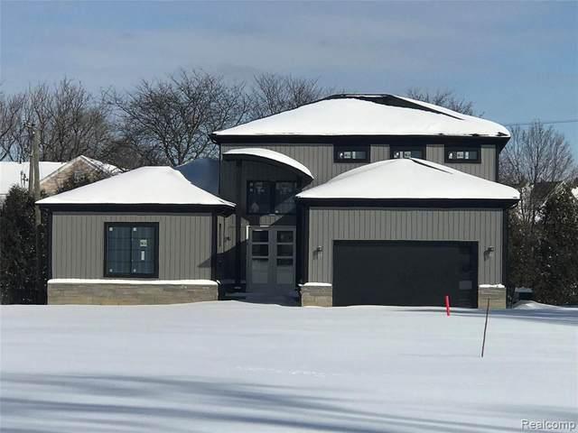 1888 Upland Drive, Ann Arbor, MI 48105 (MLS #R2210012222) :: Berkshire Hathaway HomeServices Snyder & Company, Realtors®