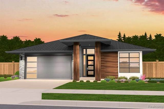 1858 Upland Drive, Ann Arbor, MI 48105 (MLS #R2210012358) :: Berkshire Hathaway HomeServices Snyder & Company, Realtors®
