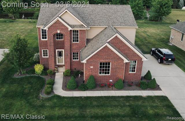 924 Ashton Woods Drive, Canton, MI 48187 (MLS #R2210012361) :: Berkshire Hathaway HomeServices Snyder & Company, Realtors®