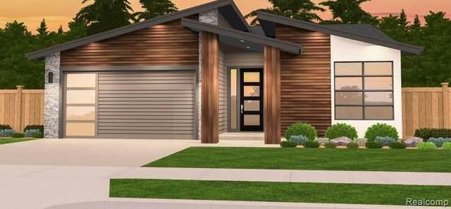 1878 Upland Drive, Ann Arbor, MI 48105 (MLS #R2210012387) :: Berkshire Hathaway HomeServices Snyder & Company, Realtors®