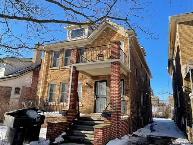 2316 Ford St, Detroit, MI 48238 (MLS #R2210012415) :: Berkshire Hathaway HomeServices Snyder & Company, Realtors®