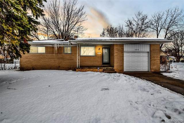 3715 Poplar Avenue, Warren, MI 48091 (MLS #R2210012497) :: Berkshire Hathaway HomeServices Snyder & Company, Realtors®