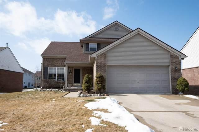 13600 Milton Drive, Van Buren, MI 48111 (MLS #R2210012505) :: Berkshire Hathaway HomeServices Snyder & Company, Realtors®