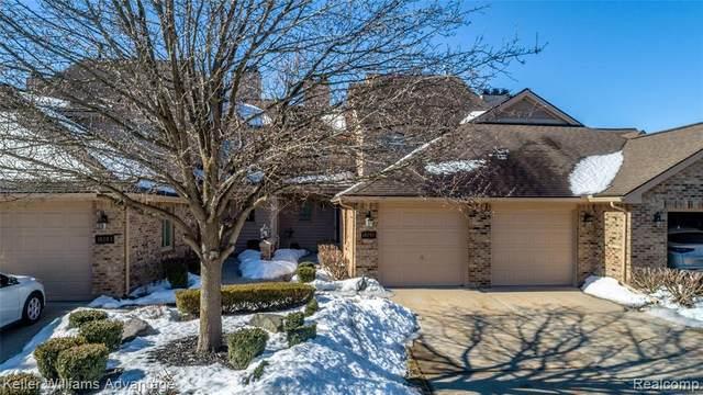 18297 E Blue Heron Drive, Northville, MI 48168 (MLS #R2210012595) :: Berkshire Hathaway HomeServices Snyder & Company, Realtors®