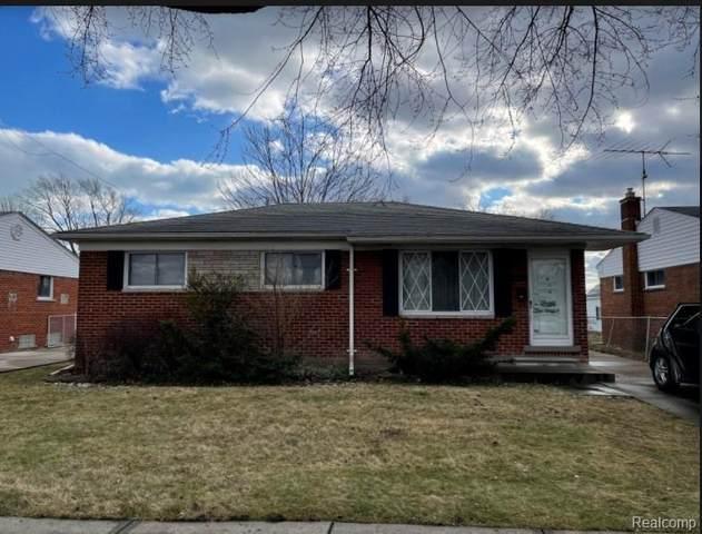 21312 Timberidge Street, Saint Clair Shores, MI 48082 (MLS #R2210012612) :: Berkshire Hathaway HomeServices Snyder & Company, Realtors®