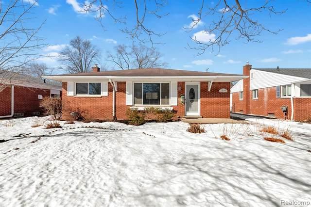 3809 Mark Orr Road, Royal Oak, MI 48073 (MLS #R2210012625) :: Berkshire Hathaway HomeServices Snyder & Company, Realtors®