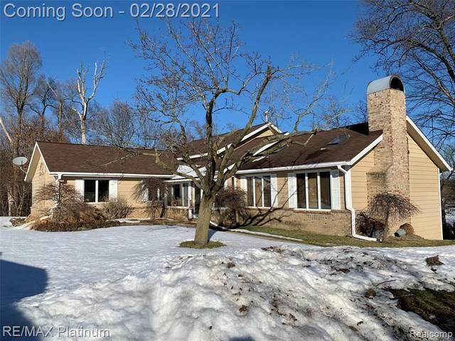648 Sunrise Park Street, Howell, MI 48843 (MLS #R2210012654) :: Berkshire Hathaway HomeServices Snyder & Company, Realtors®