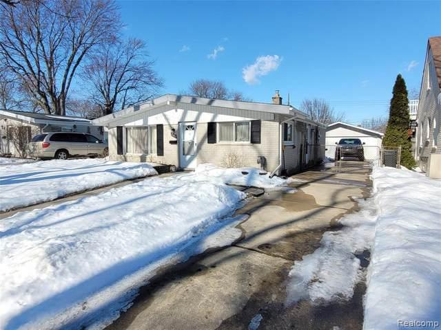 22813 Detour Street, Saint Clair Shores, MI 48082 (MLS #R2210012710) :: Berkshire Hathaway HomeServices Snyder & Company, Realtors®