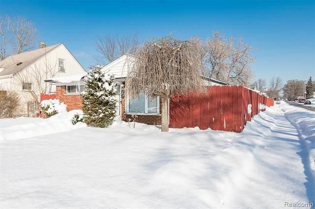 8325 Jewett Avenue, Warren, MI 48089 (MLS #R2210012715) :: Berkshire Hathaway HomeServices Snyder & Company, Realtors®
